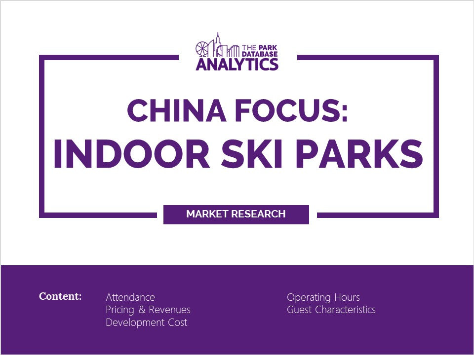 China's Indoor Ski Market: A Comprehensive Overview