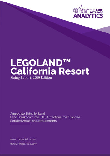 Sizing Benchmark Report - Legoland California