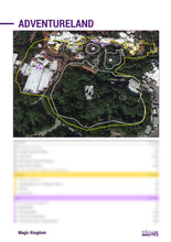 Load image into Gallery viewer, Sizing Benchmark Report - Magic Kingdom, Disney World