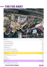 Load image into Gallery viewer, Sizing Benchmark Report - Universal Studios Singapore