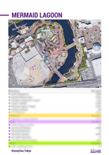 Load image into Gallery viewer, Sizing Benchmark Report - Tokyo DisneySea