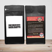 Load image into Gallery viewer, I'm Your Huckleberry – Coffee Gift – Gifts for Coffee Lovers with Funny, Inspirational Quotes – Best Gifts for Coffee Lovers for Christmas, Birthdays, Anniversaries – Coffee Gift Ideas – 12oz Medium-Dark Roast Coffee Beans