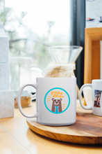 Load image into Gallery viewer, Papa Bear – Mug by DieHard Java – Tea Mug 15oz – Ceramic Mug for Coffee, Tea, Hot Chocolate – Big Mug with Funny or Inspirational Captions – Top Quality Large Mug as Birthday, Christmas, Co-worker Gift