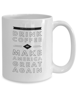 Pure Maga Coffee Mug 15 oz