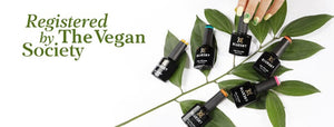 Bluesky Gel Polish Product Range Registered By The Vegan Society