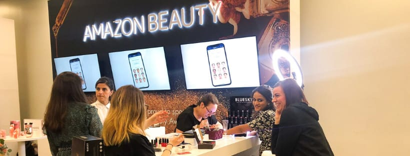 Bluesky Partner With Amazon Beauty At 'Oscars of the Beauty Industry' Event