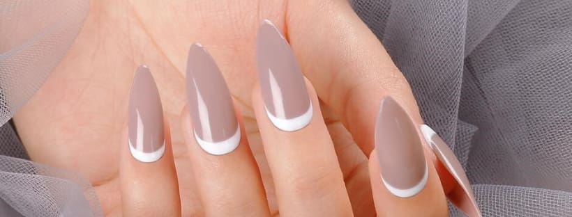 Three French Manicure Designs You Need To Try