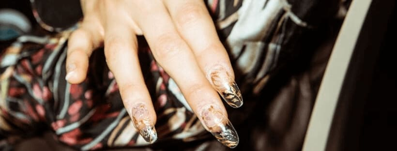 Get The London Fashion Week Look With Bluesky Gel Polish: Part 2