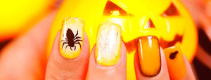 Halloween Nail Art Ideas: Spooky Gel Polish Designs