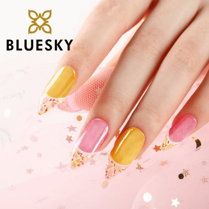 Bluesky Glaze Gel