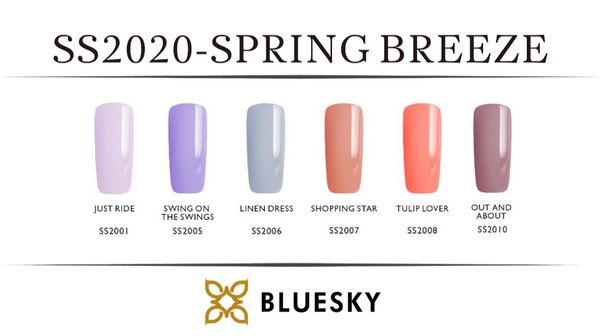 Bluesky Spring Breeze 2020 Collection