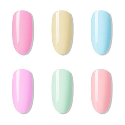 Bluesky Gel Polish - Pastel Neon Collection