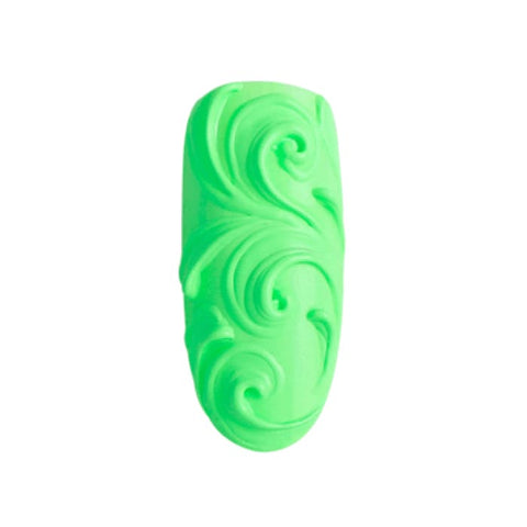 Bluesky Emboss Gel - GREEN - 06 - Emboss Gel