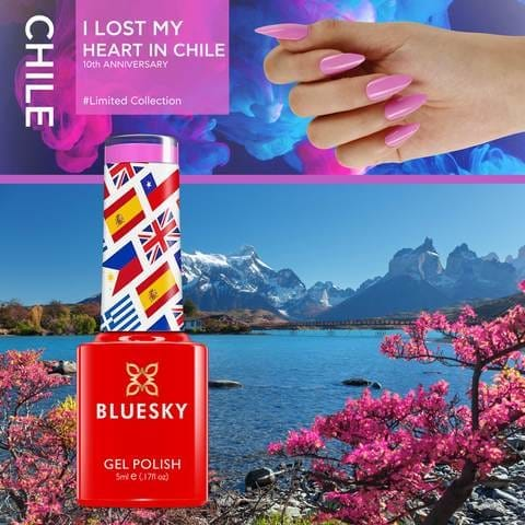Bluesky 10 Year Anniversary Collection - Chile