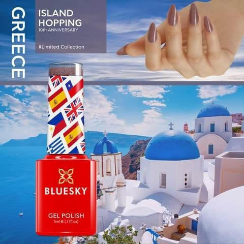 Bluesky 10 Year Anniversary Collection - Greece