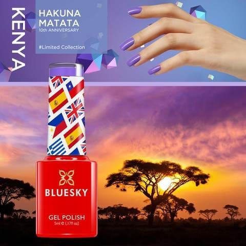 Bluesky 10 Year Anniversary Collection - Kenya