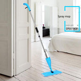 Magic Spray High Quality Microfiber Cloth Floor Windows Clean Mop