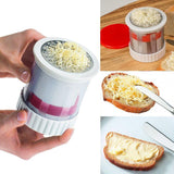 Innovative Butter Grater Spreadable On Bread Smoothly