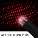 【New Year Promotion- 50% off】 Plug and Play - Car and Home Ceiling Romantic USB Night Light!