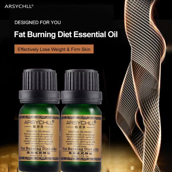 【ARSYCHLL Natural Herbal Diet Essential Oil】Permeate Skin in 3 Seconds!
