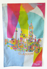 Load image into Gallery viewer, Glasgow Teatowel