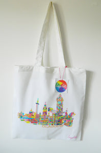 Glasgow tote bag