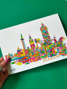 Glasgow city card