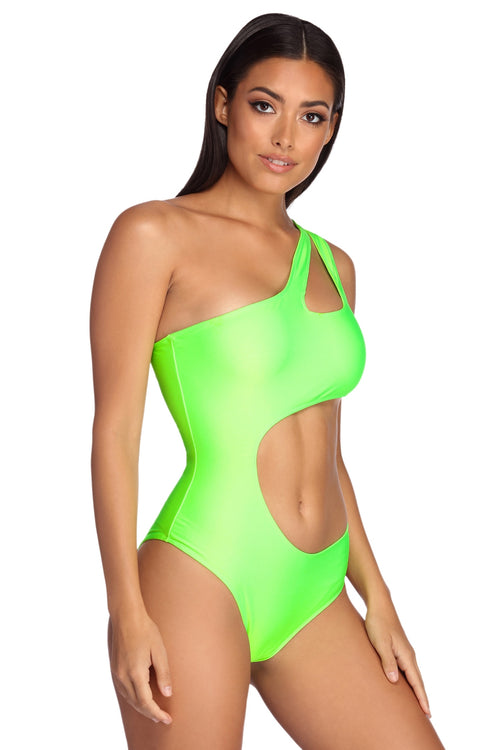 enjoy free shipping limited style search for latest Women's One Piece Swimsuits | Neon, Halter Tops & Cutouts ...