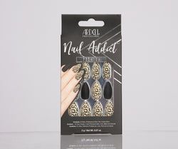 Ardell Nail Addict Leopard Print Press On Nails