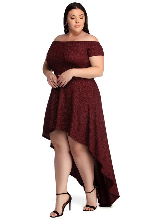 Plus Size High-Low Dresses | Casual to Formal Dresses ...
