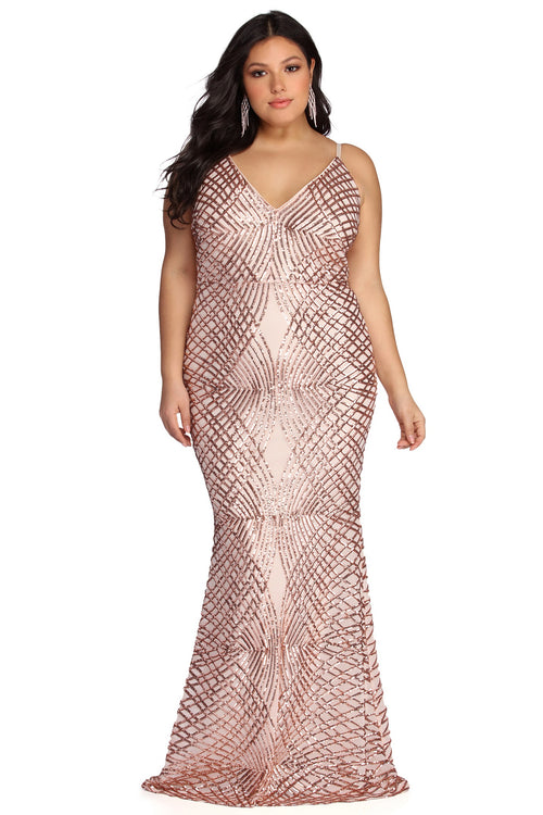Plus Size Prom Dresses | Formal, Semi-Formal & Homecoming ...