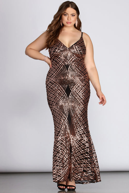 Plus Size Prom Dresses | Formal Plus Dresses & Plus Size ...