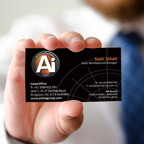 Image of Standard Business Card