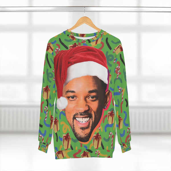 Will Smith (Fresh Prince) Sweater (Presents)