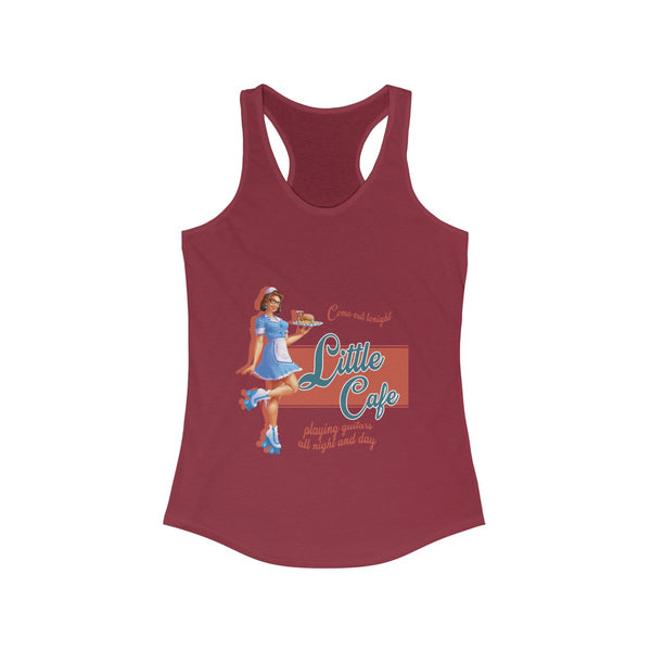 Little Cafe - Bruce Springsteen Tank-Printify-Melody Made