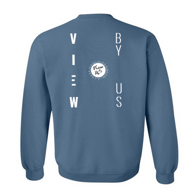 Freedom - Indigo Blue Sweatshirt