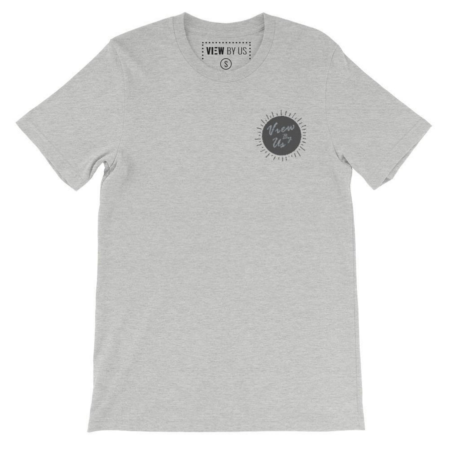 View By Us | Travel T-Shirt Grey