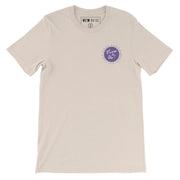 View By Us | Travel T-Shirt Cream