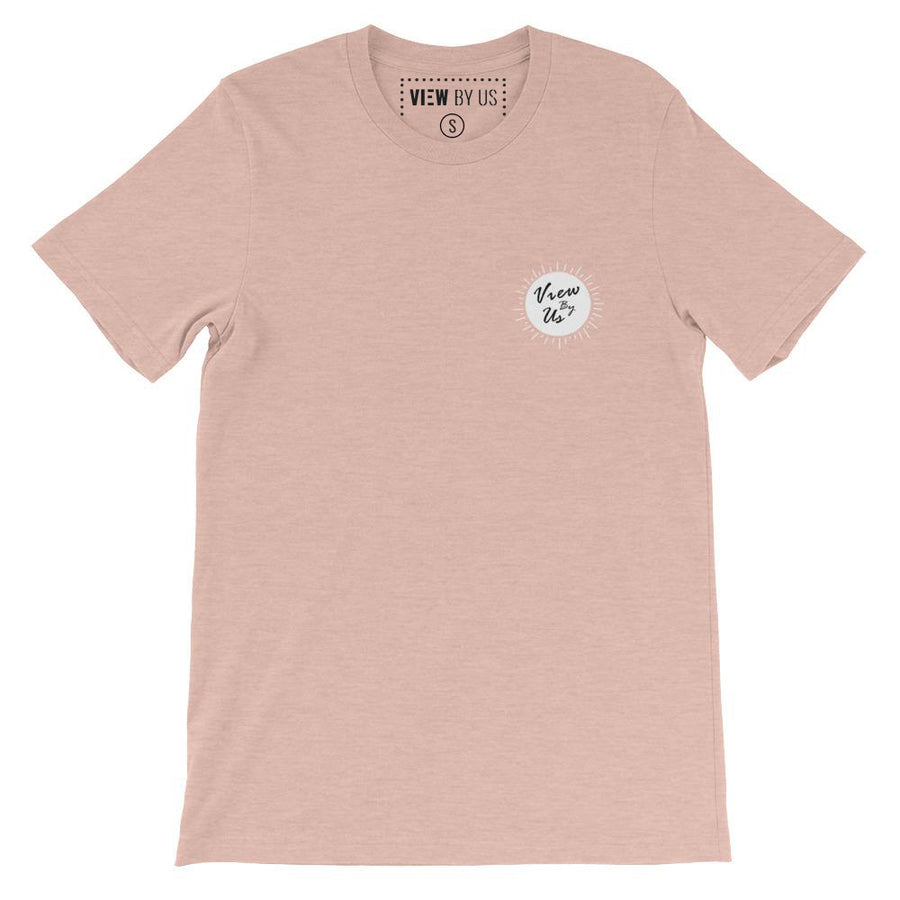 Travel T-Shirt Peach