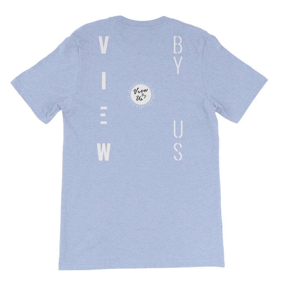 ViewByUs | Ocean Blue T-Shirt