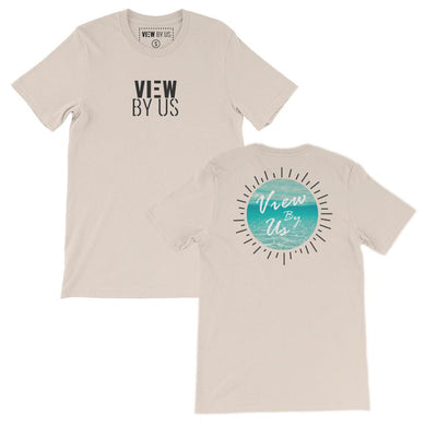Cream T-Shirt For Travel