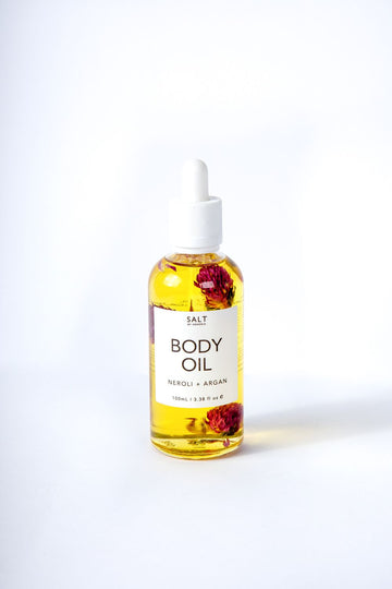 NEROLI & ARGAN BODY OIL