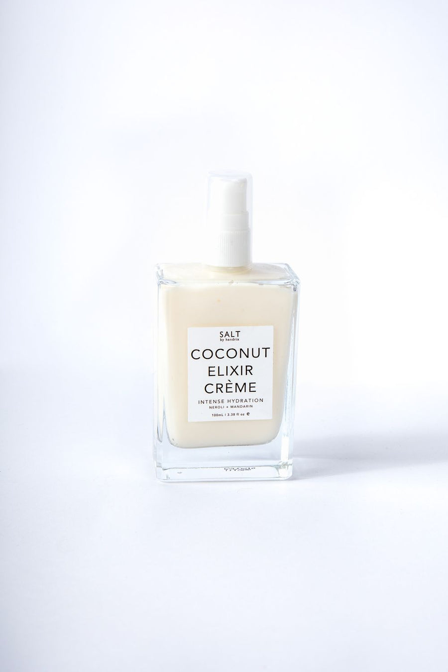 COCONUT ELIXIR CREME- NEROLI AND MANDARIN