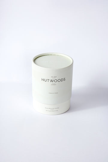 FRENCH PEAR WOODWICK CANDLE