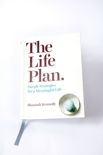 THE LIFEPLAN BY SHANNAH KENNEDY