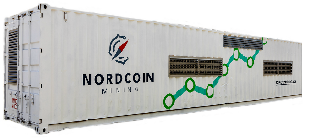 Mobile Mining Container 720kW (ask for an offer)