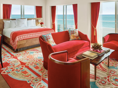 Miami's Most Luxurious Hotels
