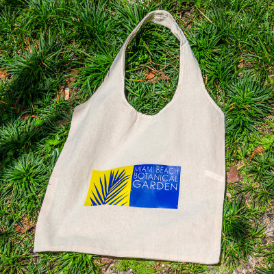 Miami Beach Botanical Garden Tote Bag