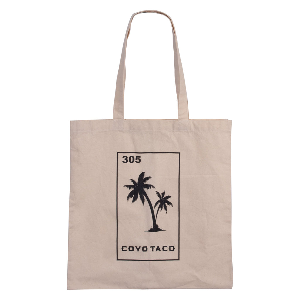 "Coyo Taco ""Palm Trees"" Tote Bag"