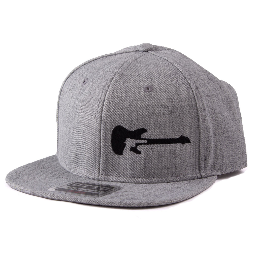 Guitars Over Guns Gray Hat